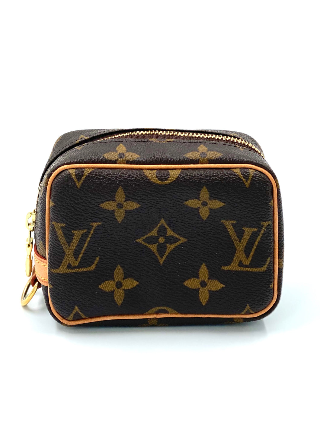 Louis Vuitton Trousse Wapity Monogram Clutch