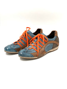 Grandprix Originals Racing Sneaker gulf blue