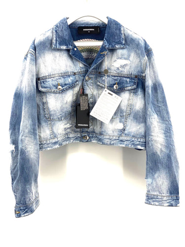 Dsquared Jeans Jacke