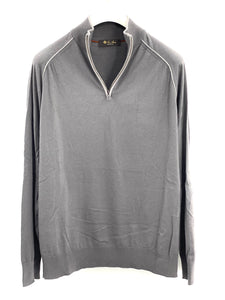 Loro Piana Zip-Sweatshirt