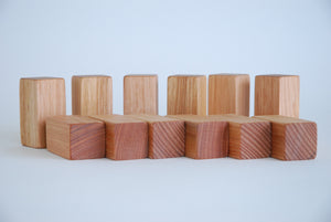 The Tasmanian Oak Blocks