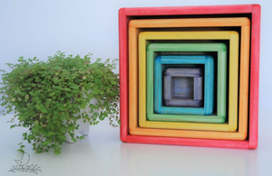 The Rainbow Boxes