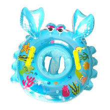 Load image into Gallery viewer, Baby Seat Float Swim Ring Inflatable Infant Kids Swimming Pool Rings Water Toys Swim Circle for Kids
