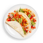Family Santa Fe Chicken Fajitas with Pico de Gallo and Guacamole