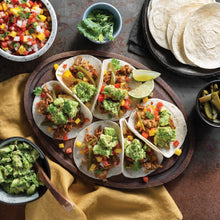 Family Oaxacan Pork Tacos Meal Kit with Mango Salsa and Smashed Avocado