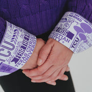 Across Campus @ TCU French Cuffs