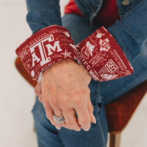 Across Campus @ TAMU French Cuffs