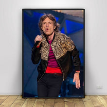 Load image into Gallery viewer, Mick Jagger Poster Home