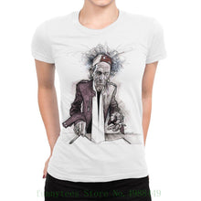 Load image into Gallery viewer, Keith Richards Art T Shirt Cartoon