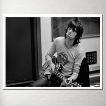 Load image into Gallery viewer, Keith Richards Poster, Wall Art Picture