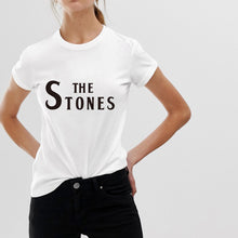 "Load image into Gallery viewer, T Shirt Women ""THE STONES"""