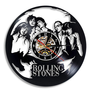 Wall Clock - Five Band