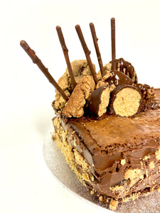 Refuge chocolate brownie cake - PICK UP IN PERSON ONLY