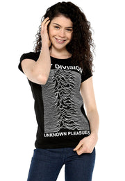 BLUSA JOY DIVISION UNKNOWN PLEASURES