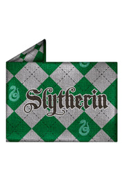 CARTERA HARRY POTTER SLYTHERIN