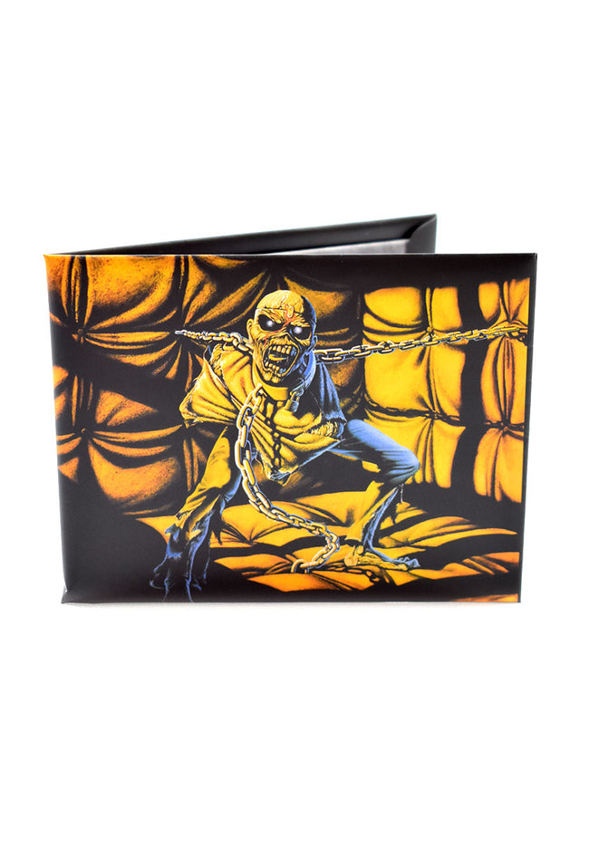 CARTERA IRON MAIDEN PIECE OF MIND