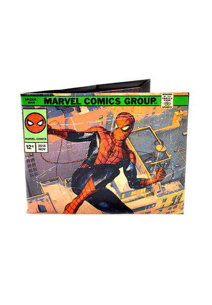 Cartera Spider Man Collage Carshspider001M