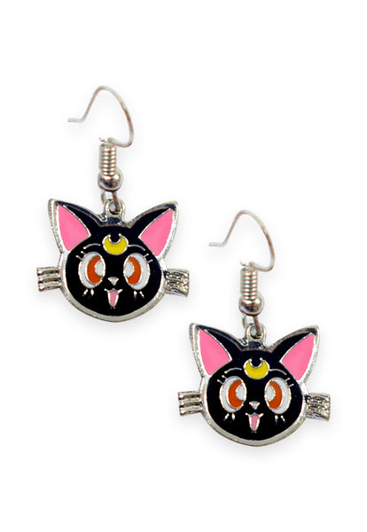 Aretes Sailor Moon Luna Ne Un