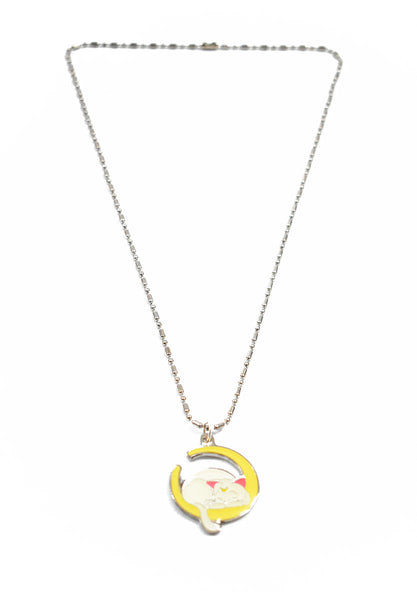 Collar Sailor Moon Artemisa Durmiendo