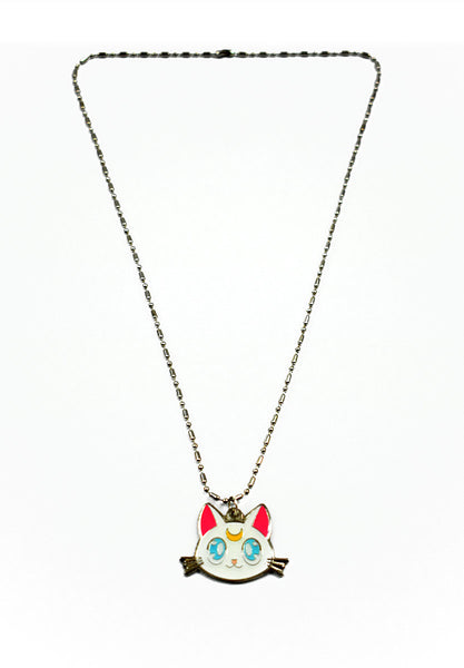 Collar Sailor Moon Artemisa Ojos De Amor