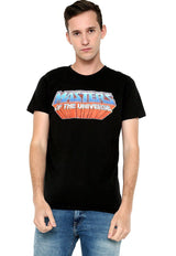 PLAYERA HE MAN MASTER OF UNIVERSE LOGO