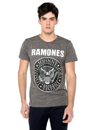 PLAYERA SNOW RAMONES LOGO