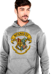 SUDADERA HARRY POTTER ESCUDO