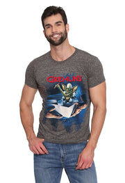 PLAYERA SNOW GREMLINS RETRO
