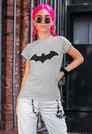 BLUSA BATMAN LOGO RETRO