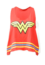 TANK TOP WONDER WOMAN 404B2BSHWW006WB