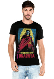 PLAYERA DRACULA RETRO