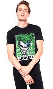 PLAYERA THE JOKER HA HA HA HA HA