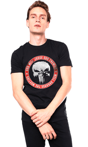PLAYERA PUNISHER CÍRCULO