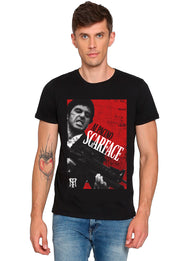 PLAYERA SCARFACE TONY MONTANA