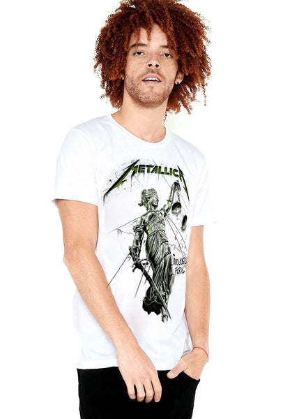 Playera Metallica