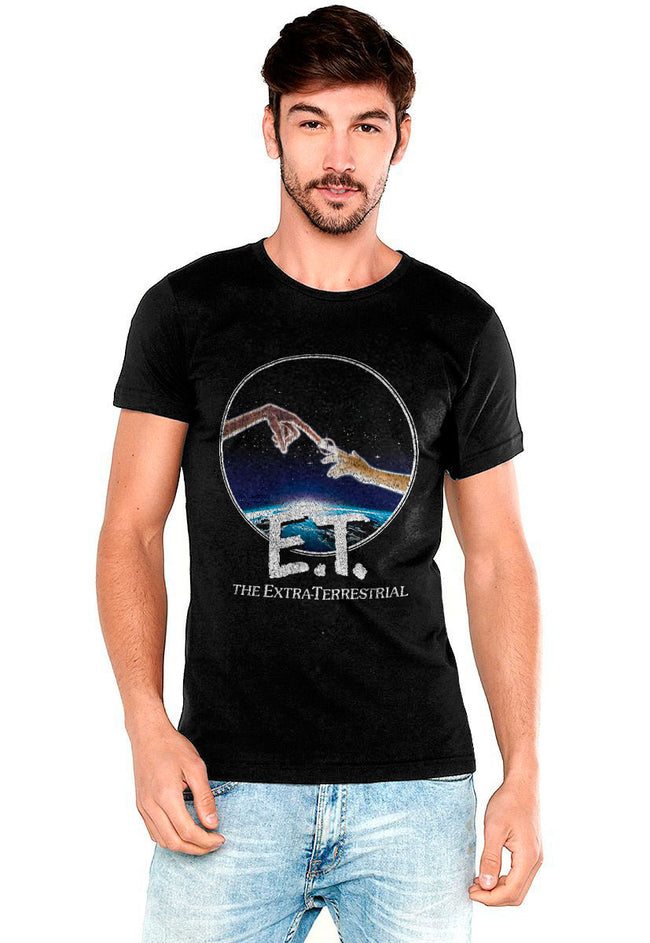 PLAYERA E.T. MOVIE