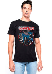 PLAYERA SCORPIONS WORLD WIDE LIVE