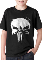 PLAYERA PUNISHER LOGO CLASICO KIDS