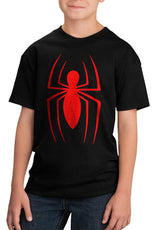 PLAYERA SPIDERMAN NSPIDER LOGO