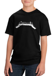 PLAYERA METALLICA KIDS