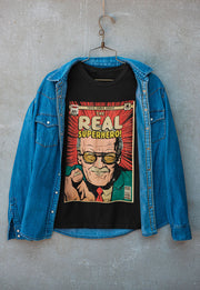 PLAYERA STAN LEE B2BSHSTANLEE01T
