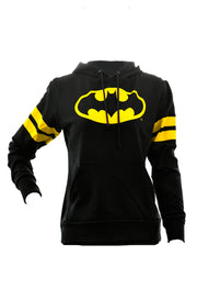 SUDADERA UNIVERSITARIA BATMAN AMSSUDUNI