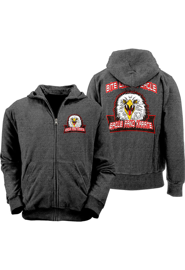 SUDADERA COBRA KAI EAGLE FANG KARATE