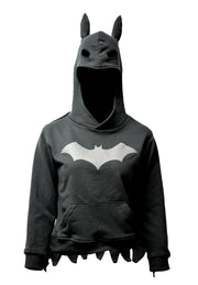 SUDADERA BATMAN LOGO KIDS