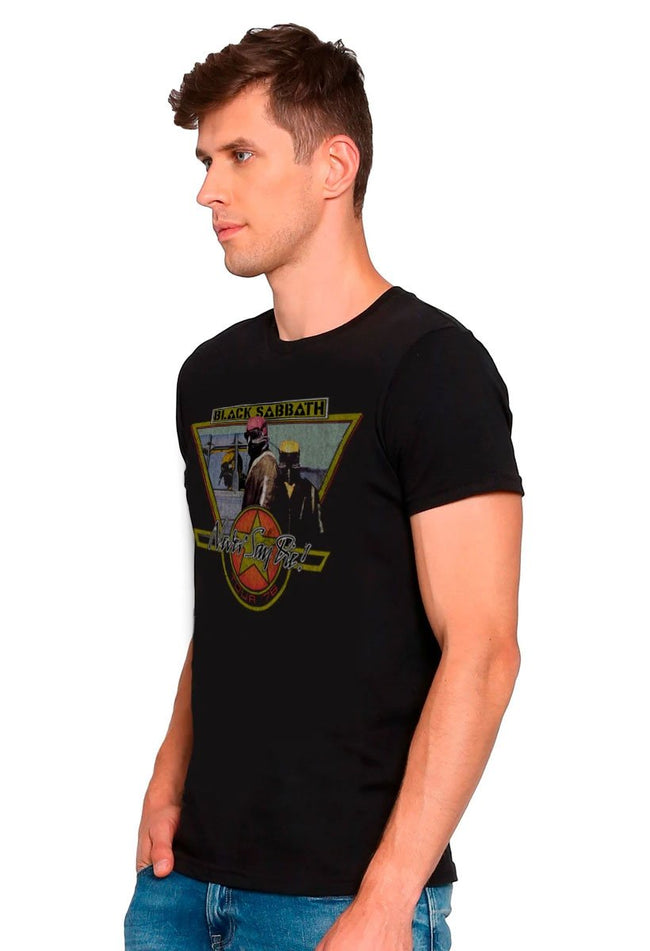 PLAYERA BLACK SABBATH