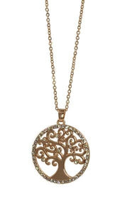 TREE of LIFE Necklace Short