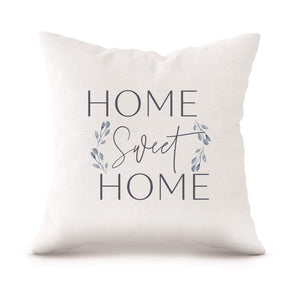 "18"" Pillow Home Sweet Home"