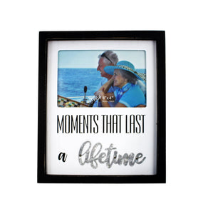 6x4 Black Picture Frame