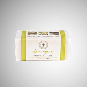 Tuscan Farms Lemongrass Olive Oil Soap