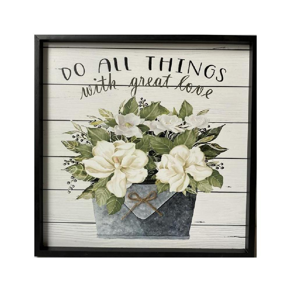 Do All Things...Wall Decor